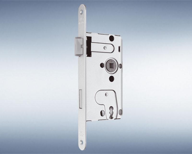 Cerradura de embutir Serie 0215 para puertas de baño o dormitorio