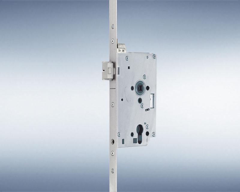 Cerradura multipunto Secury automatic, para puertas de acceso