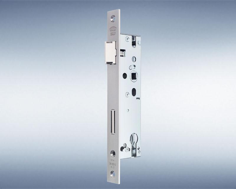 Cerradura de embutir Serie 1314 para perfiles de madera o aluminio