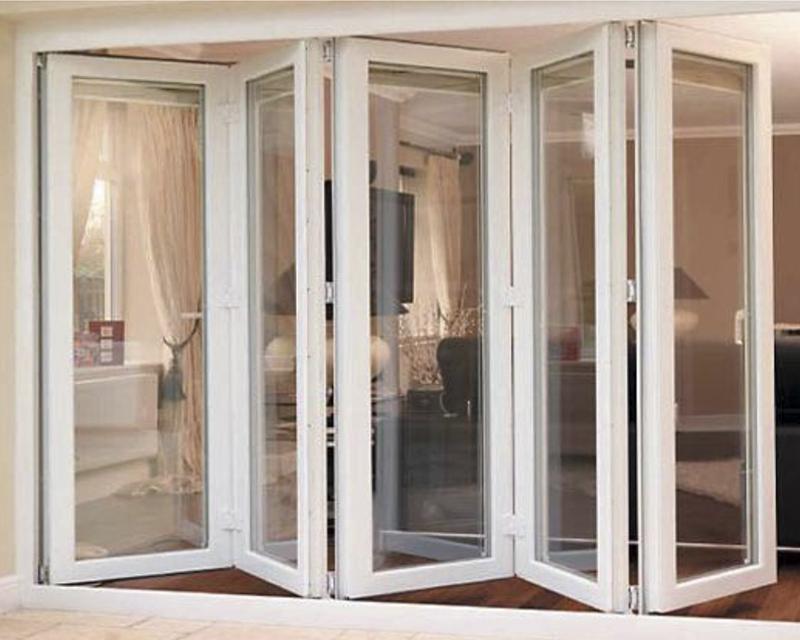 Sistema Plegable para ventanas de PVC, Madera o Aluminio