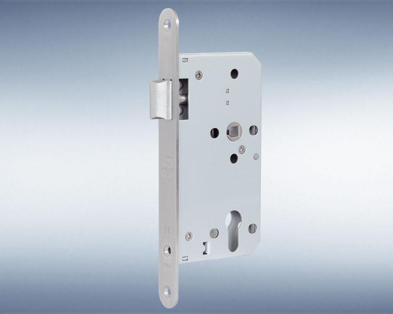 Cerradura de embutir para puertas de simple paso