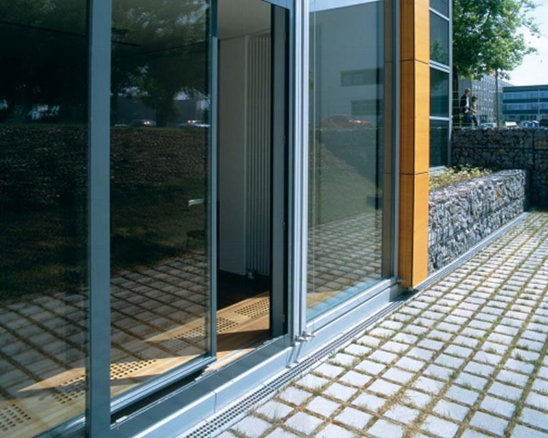 Sistema Oscilo - Paralelo para ventanas de PVC, Madera o Aluminio