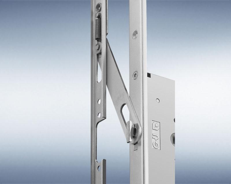 Cerradura multipunto Secury MR2, para puertas de acceso