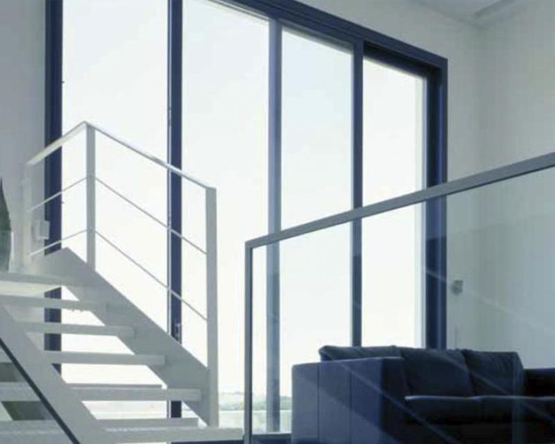Sistema Corredera Elevadora para ventanas de PVC, Madera o Aluminio.