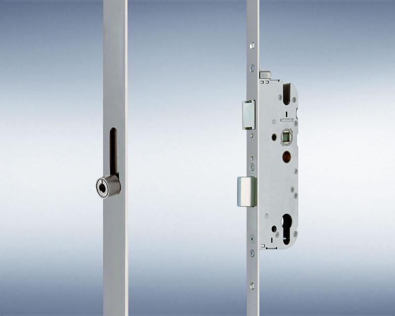 Cerradura multipunto Secury Europa R4 para Puertas de acceso