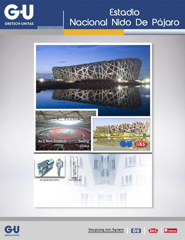 Estadio Nacional Nido de Pájaros