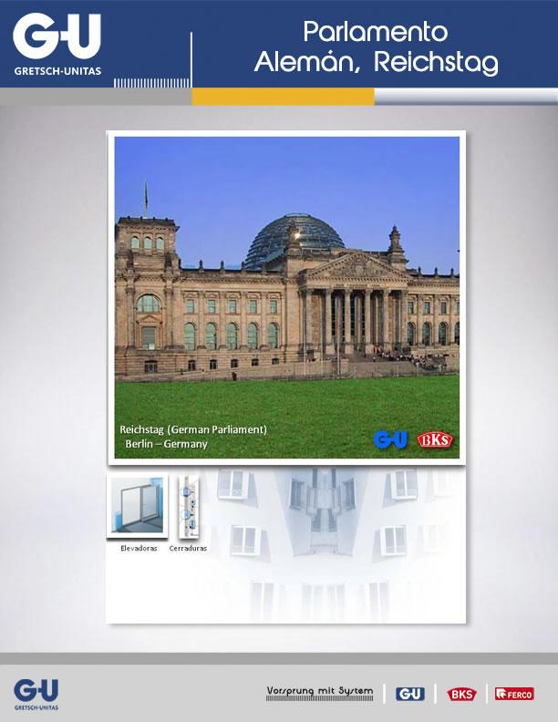 Parlamento Alemán, Reichstag